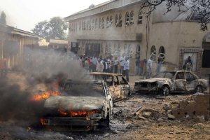 Boko Haram attack in Nigeria